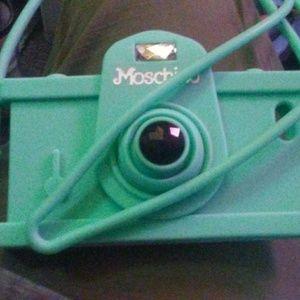 Moschino Phone Case Accessories Camera Silicone